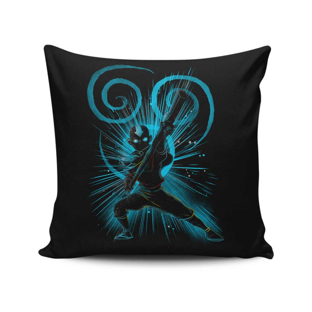The Air Bender - Throw Pillow