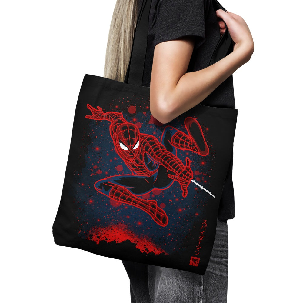 The Amazing Spider - Tote Bag