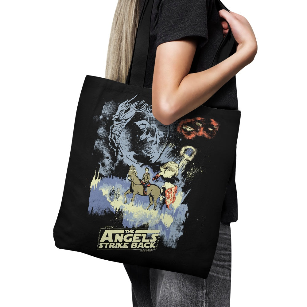 The Angels Strike Back - Tote Bag