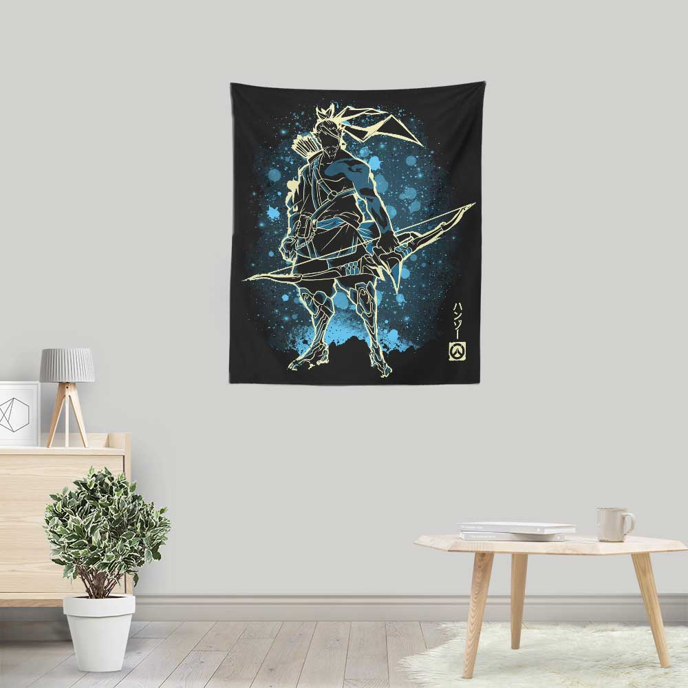 The Archer - Wall Tapestry
