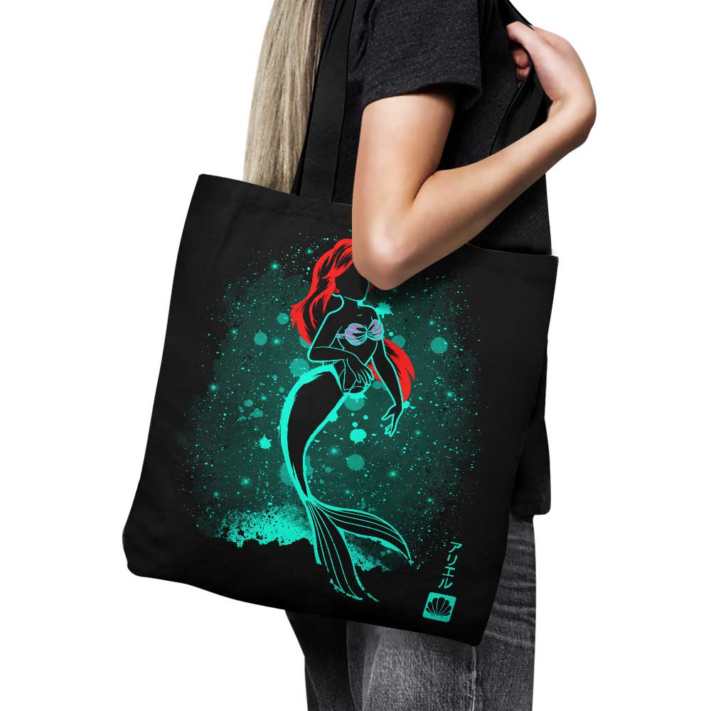 The Atlantican Princess - Tote Bag