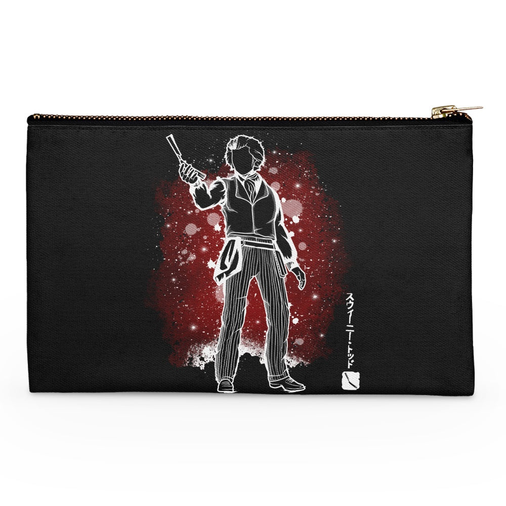 The Barber (Alt) - Accessory Pouch