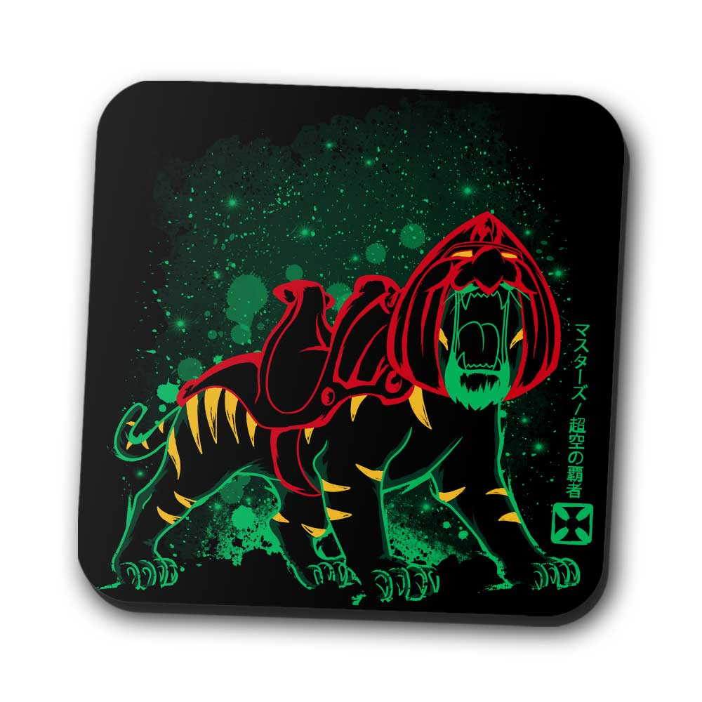 The Battle Cat - Coasters