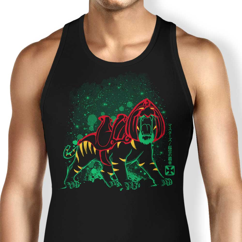 The Battle Cat - Tank Top