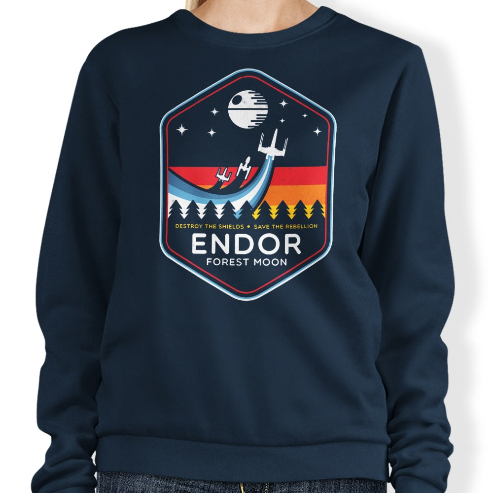 The Battle of Endor - Sweatshirt