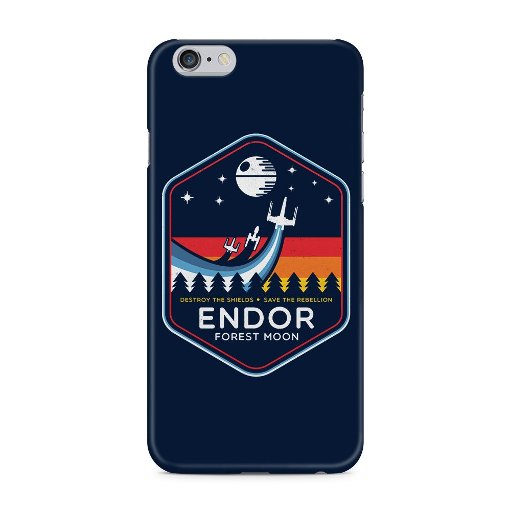The Battle of Endor - iPhone 7 / 7S / Plus