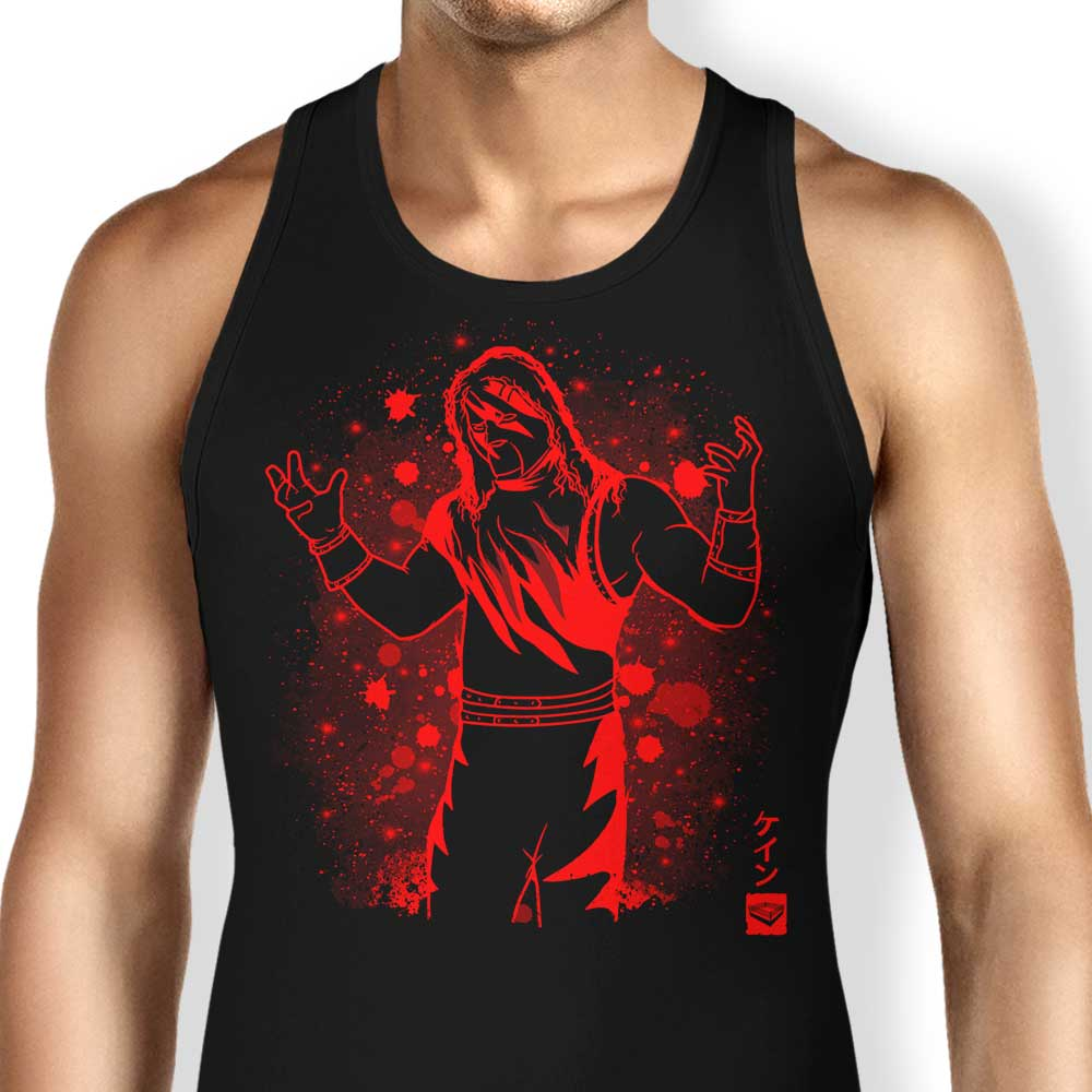 The Big Red Machine - Tank Top