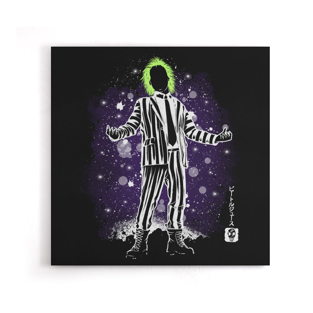 The Bio Exorcist - Canvas Print