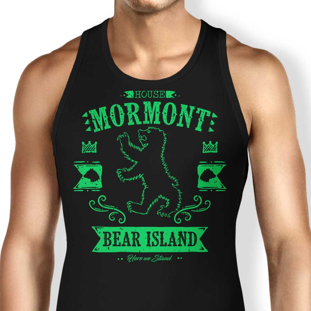 The Black Bear - Tank Top