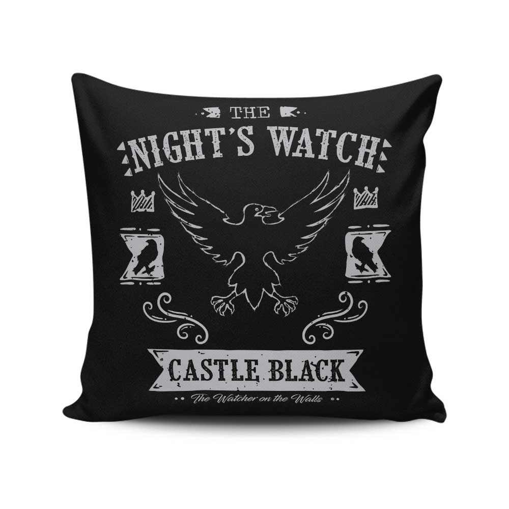The Black Crows - Throw Pillow