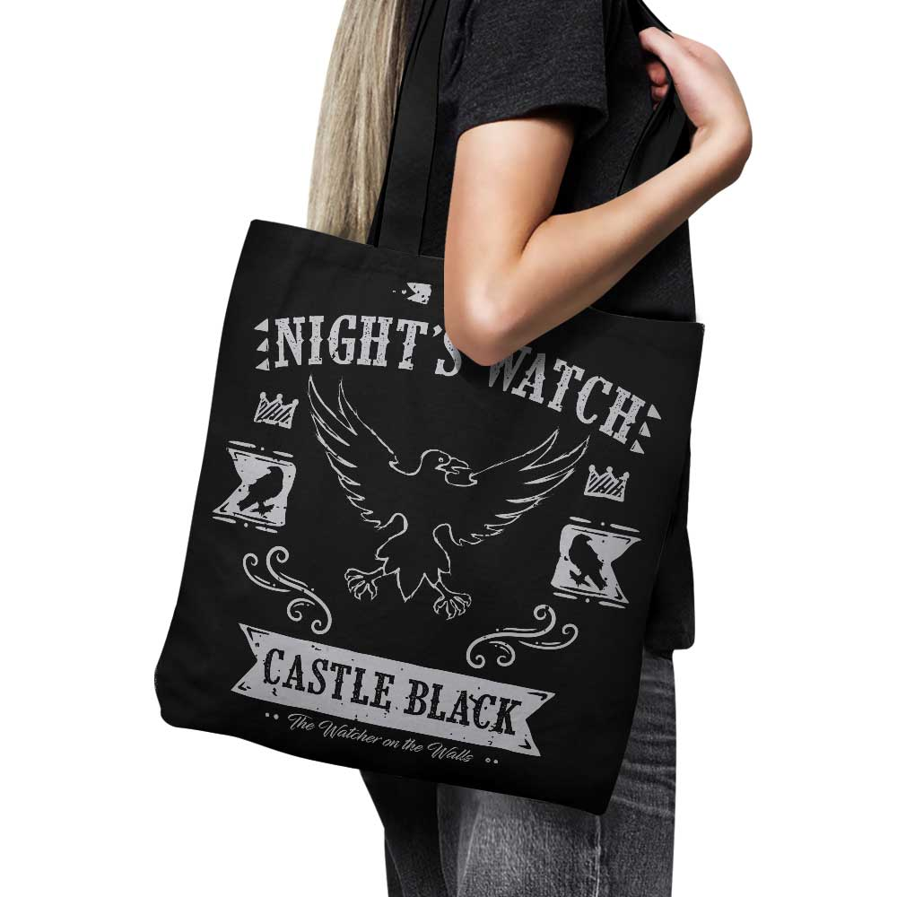 The Black Crows - Tote Bag