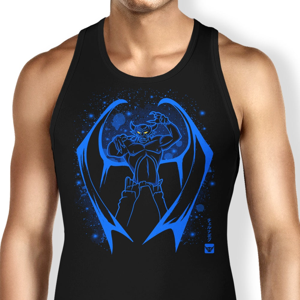 The Black Demon - Tank Top