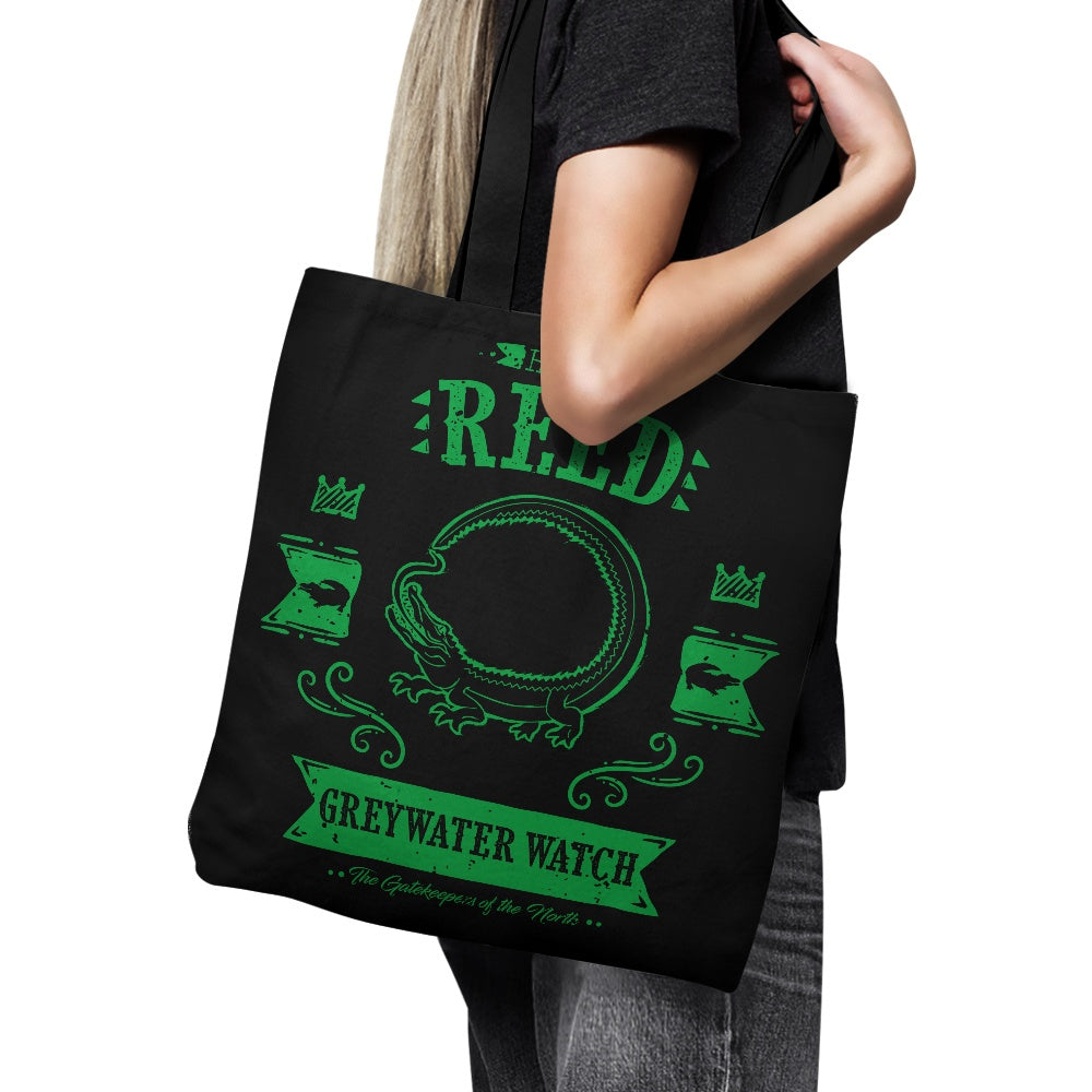 The Black Lizard - Tote Bag