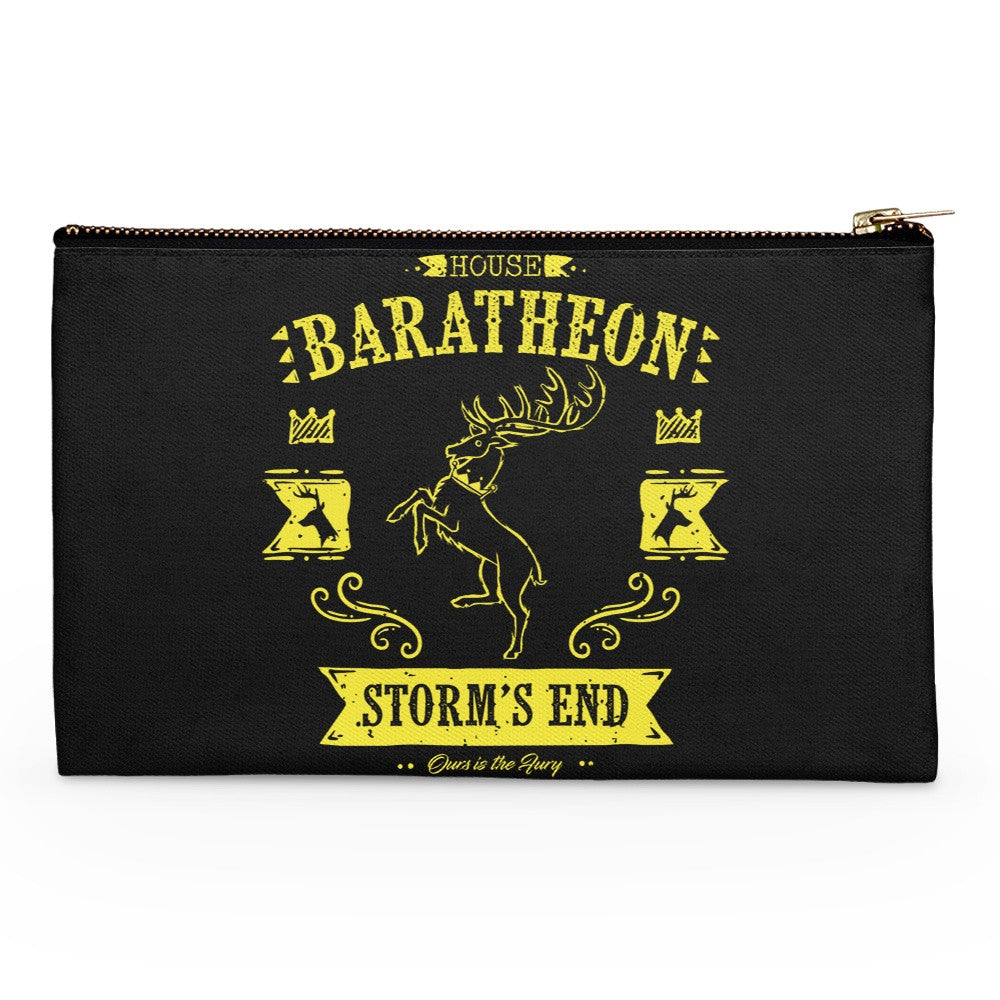 The Black Stag - Accessory Pouch
