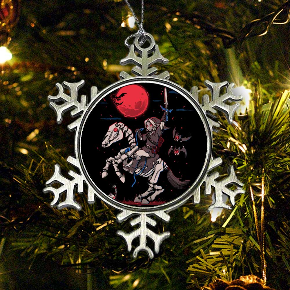 The Blood Moon Rises - Ornament