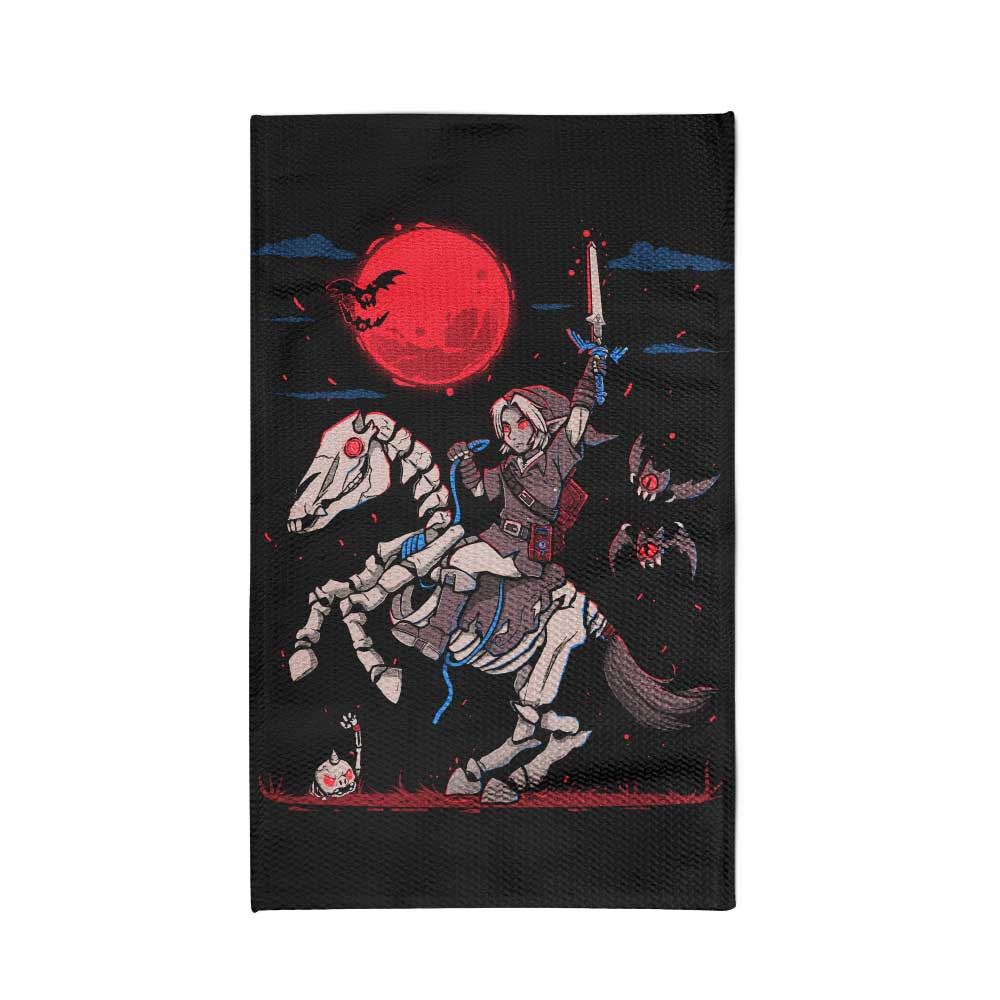 The Blood Moon Rises - Rug