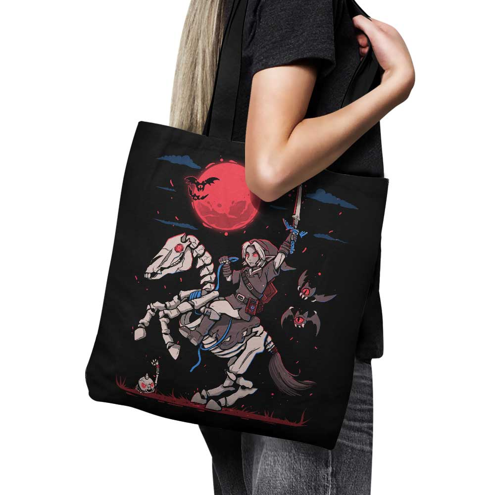 The Blood Moon Rises - Tote Bag