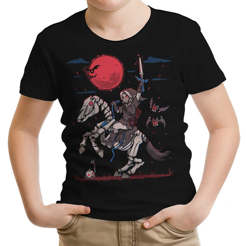 The Blood Moon Rises - Youth Apparel