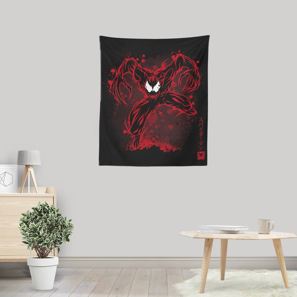 The Carnage - Wall Tapestry