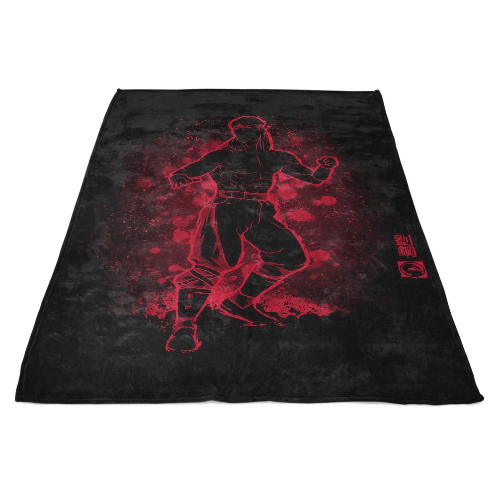 The Champion - Fleece Blanket