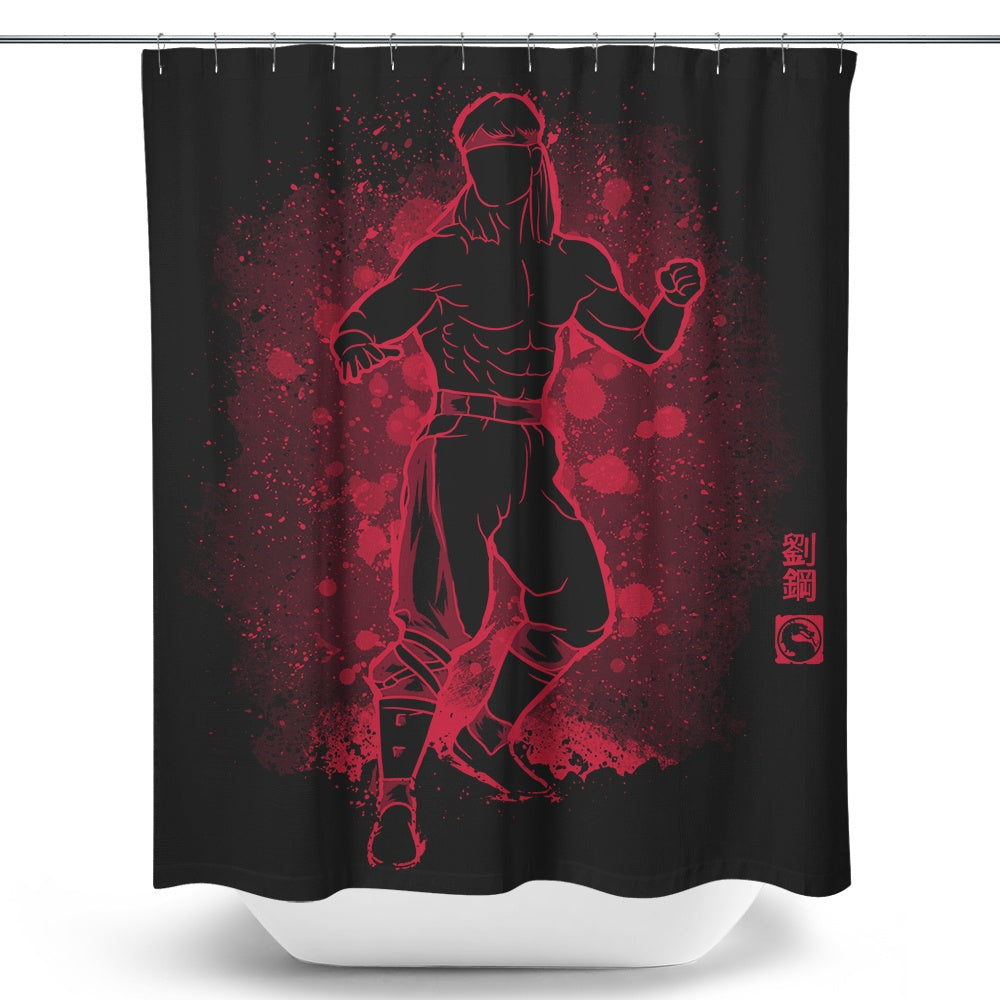 The Champion - Shower Curtain