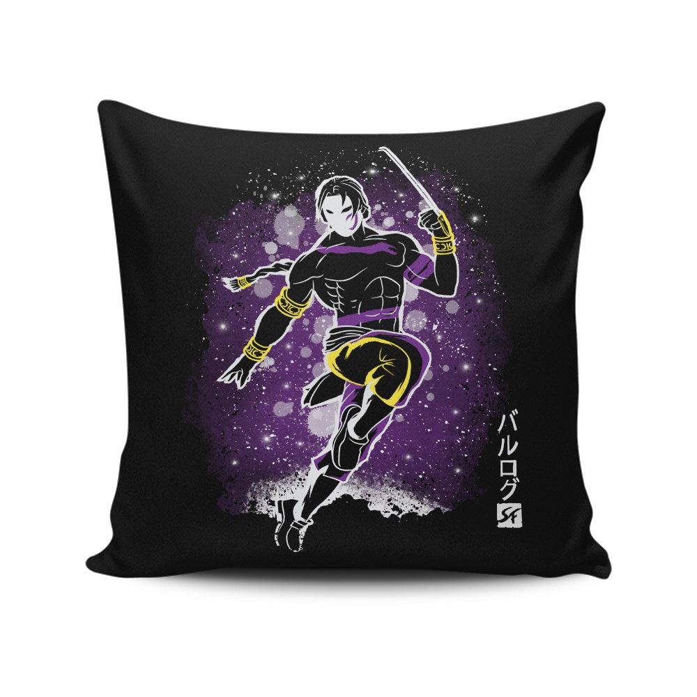The Claw - Throw Pillow