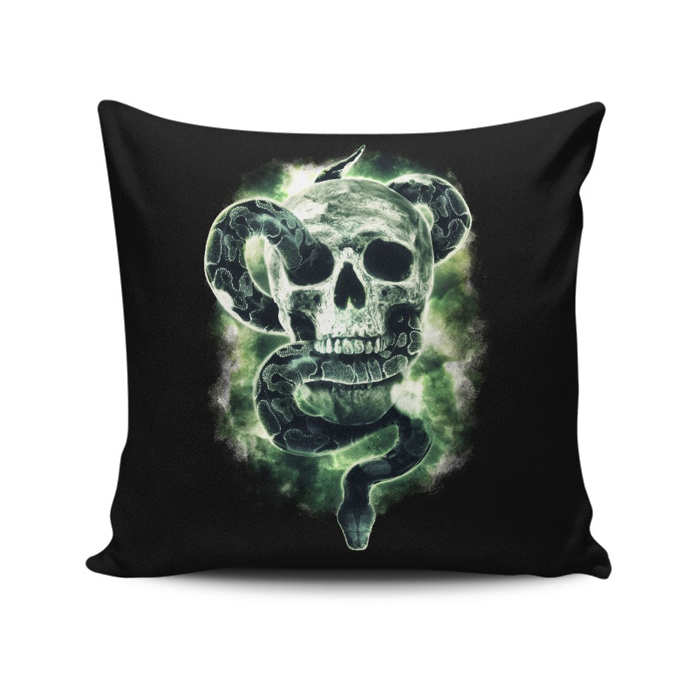 The Dark Mark - Throw Pillow