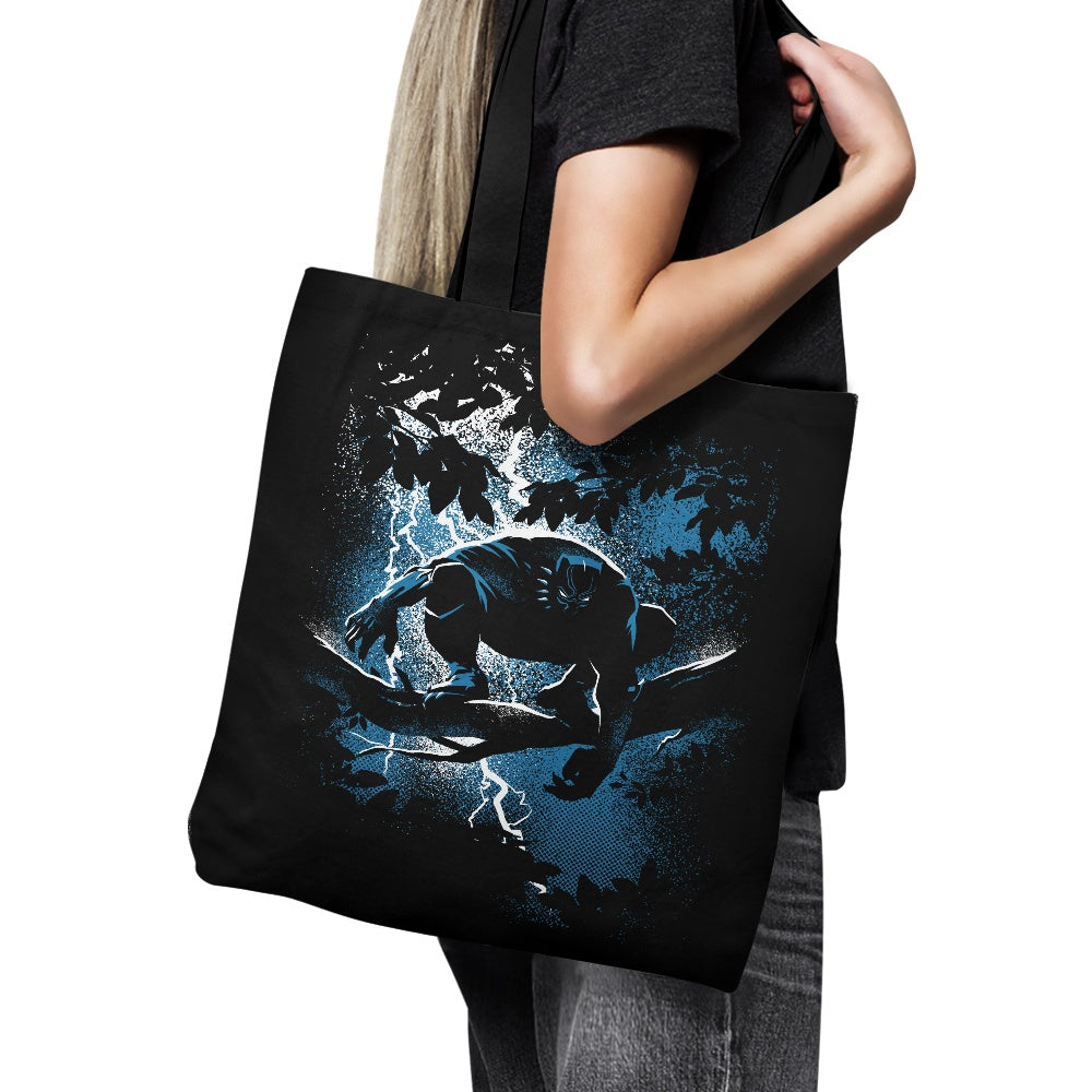 The Dark Panther Returns - Tote Bag