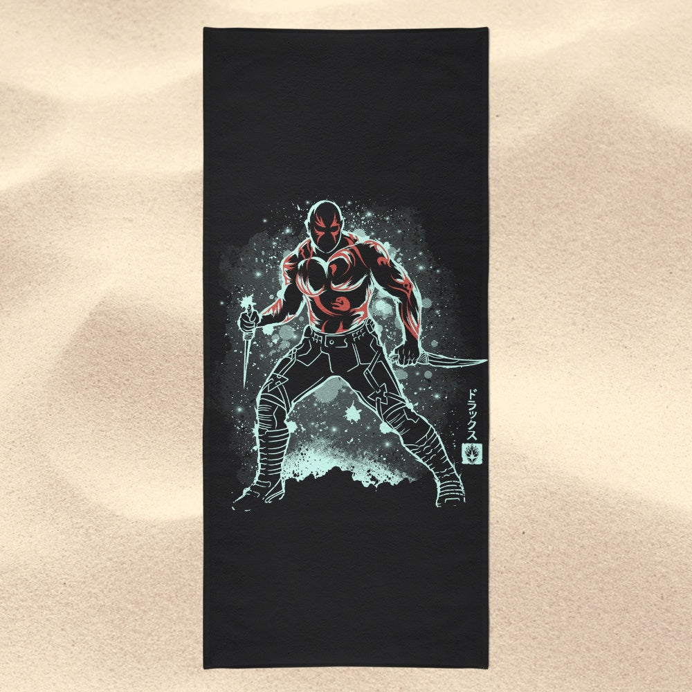 The Destroyer - Towel