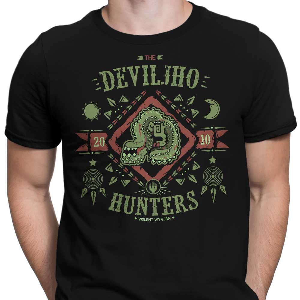 The Deviljho Hunters - Men's Apparel