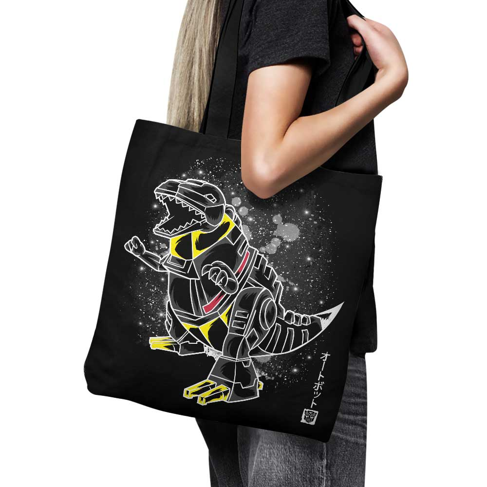 The Dino - Tote Bag