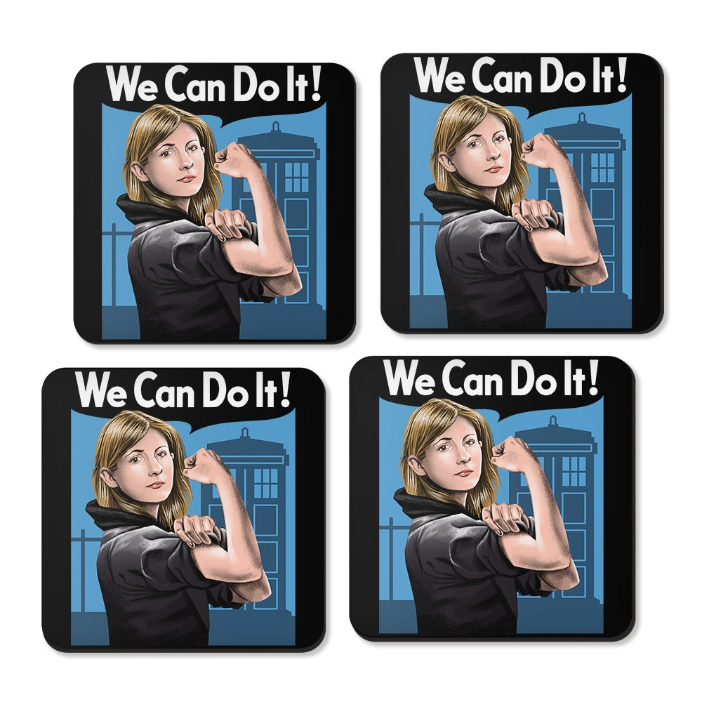 The Doctor Can Do It - Coasters
