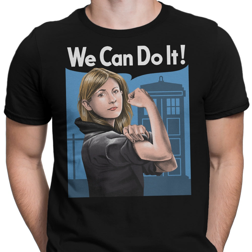 The Doctor Can Do It - Men's Apparel