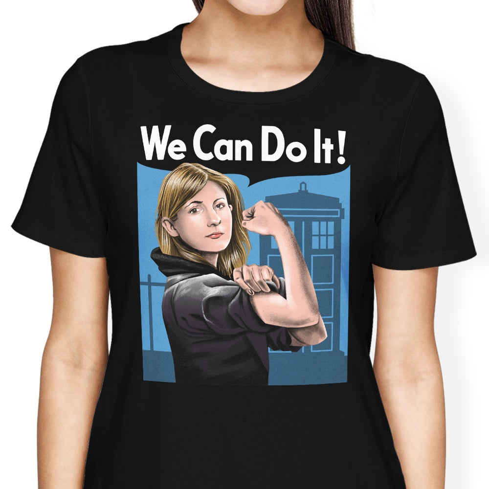 The Doctor Can Do It - Women's Apparel