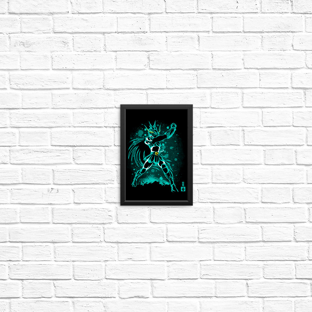 The Dragon Saint - Posters & Prints