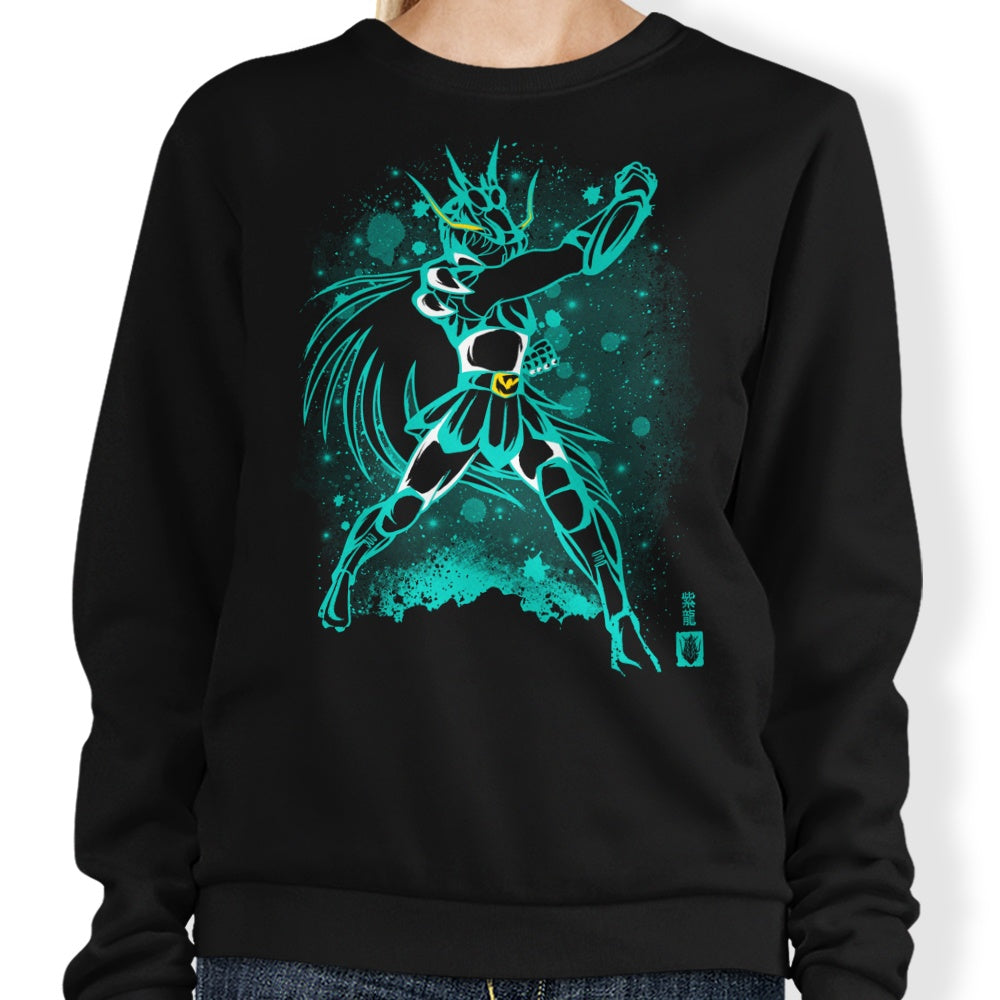 The Dragon Saint - Sweatshirt