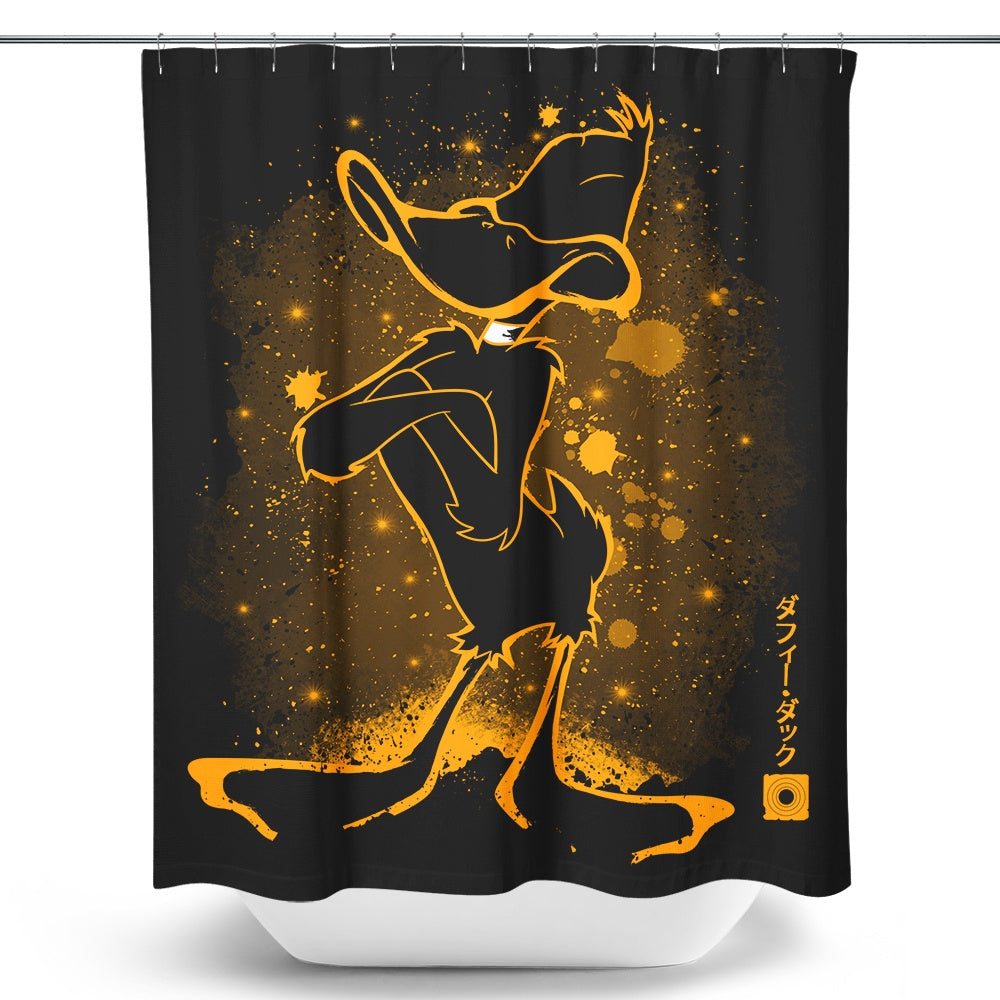 The Duck - Shower Curtain