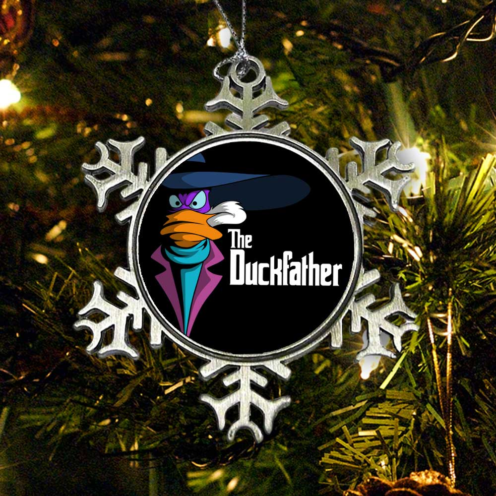 The Duckfather - Ornament