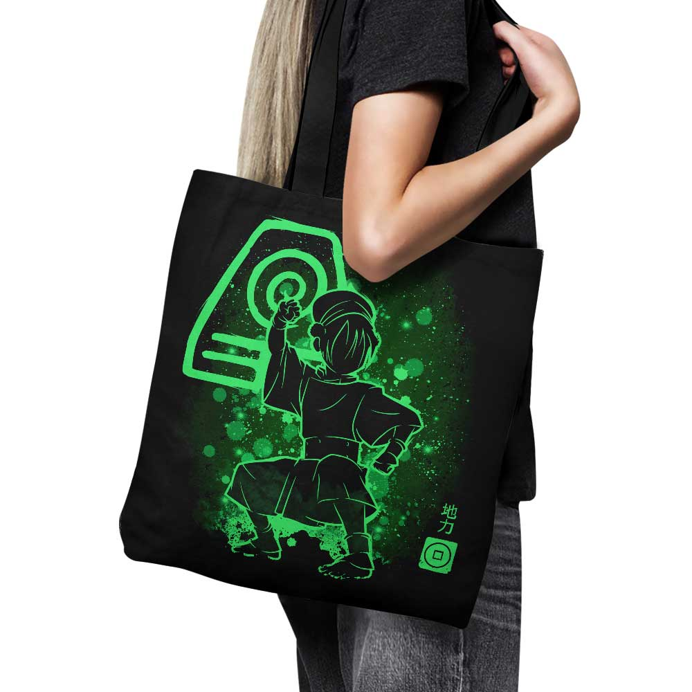 The Earth Power - Tote Bag