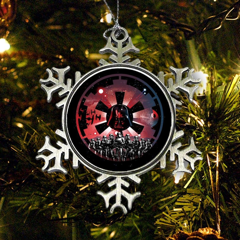 The Empire Rises - Ornament