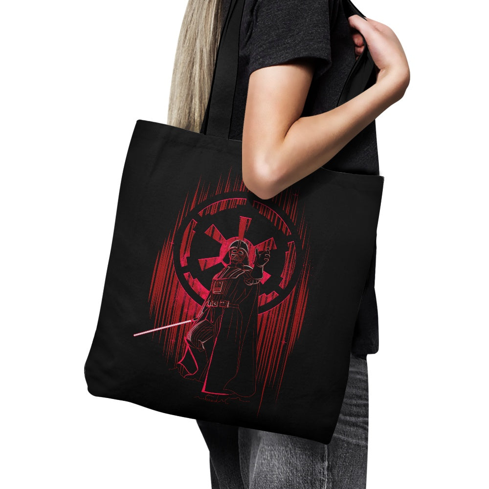 The Empire's Shadow - Tote Bag