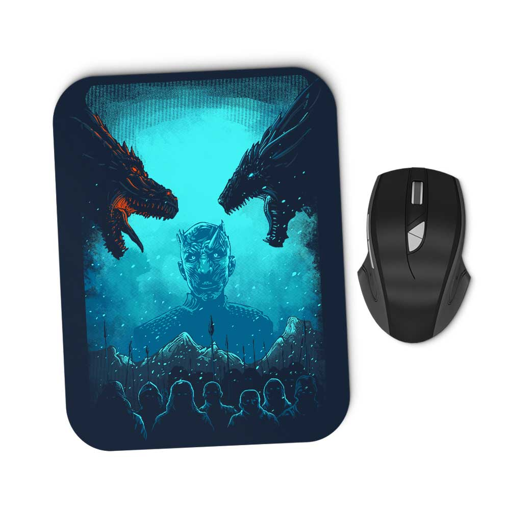 The End Begins - Mousepad