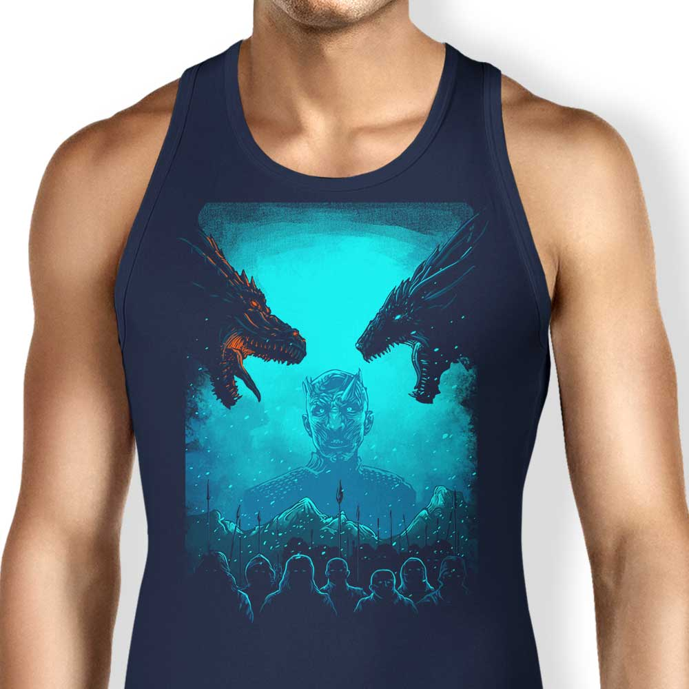 The End Begins - Tank Top