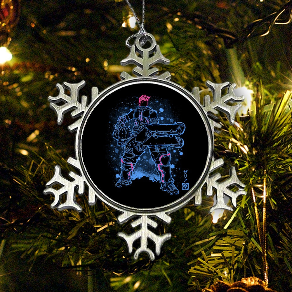 The Energy Barrier - Ornament