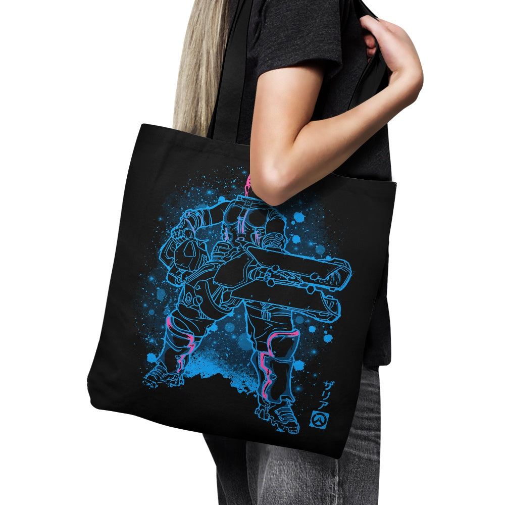 The Energy Barrier - Tote Bag