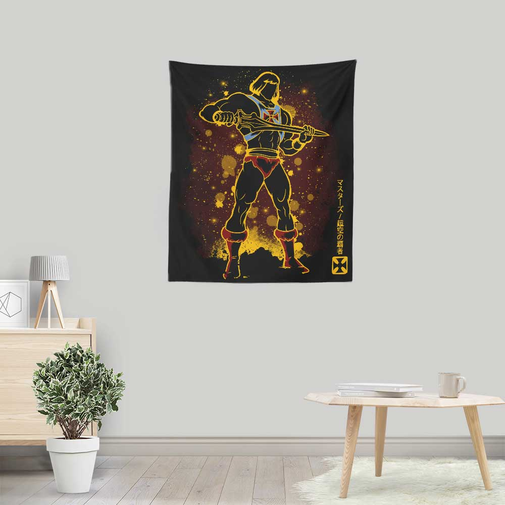 The Eternian - Wall Tapestry