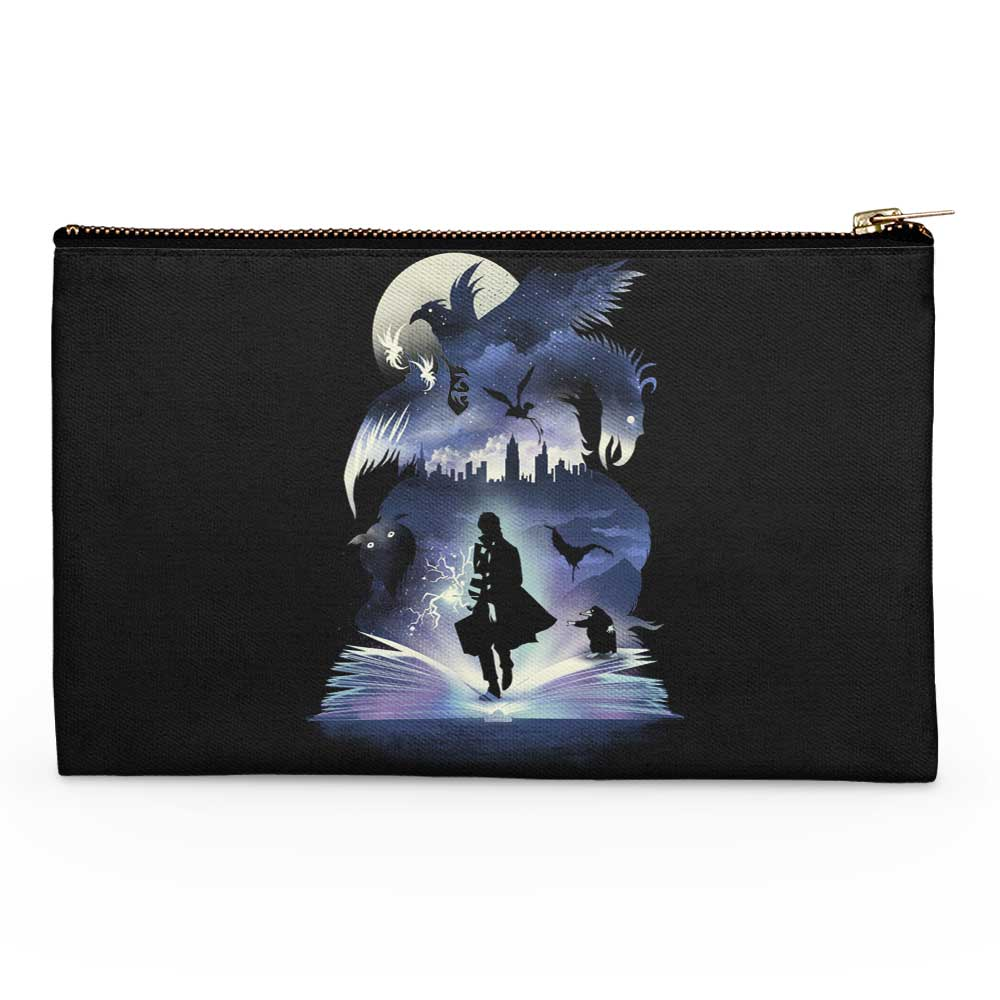 The Fantastic Book of Magic - Accessory Pouch