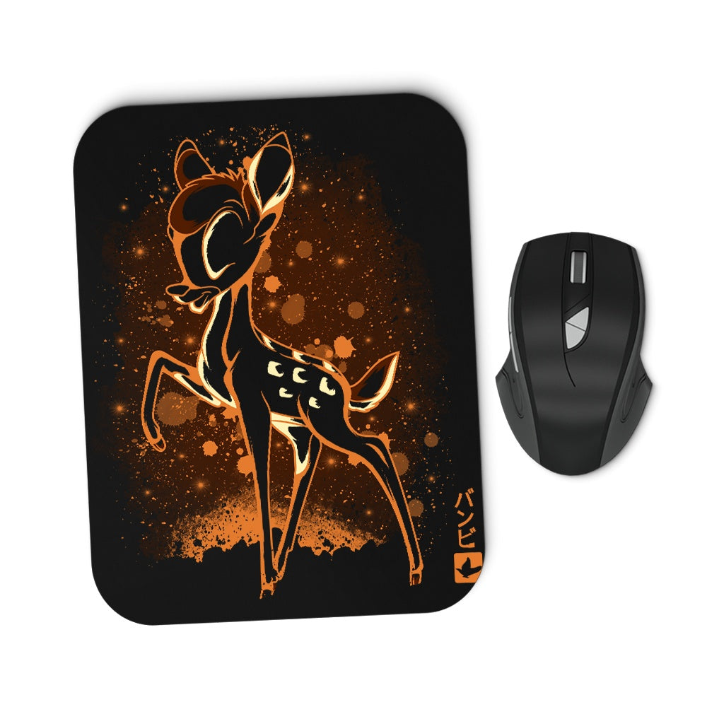 The Fawn - Mousepad