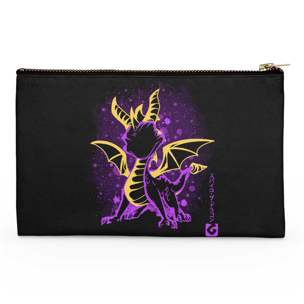 The Fiery Dragon - Accessory Pouch
