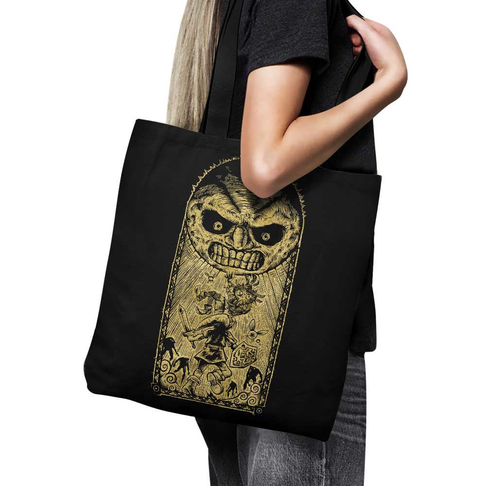 The Final Day (Gold) - Tote Bag